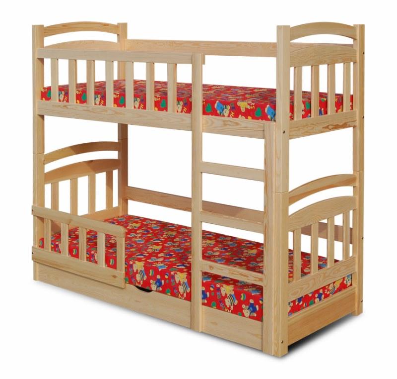Sypialnia łóżko Piętrowe Maciej 2 Osobowe Mebletop24
